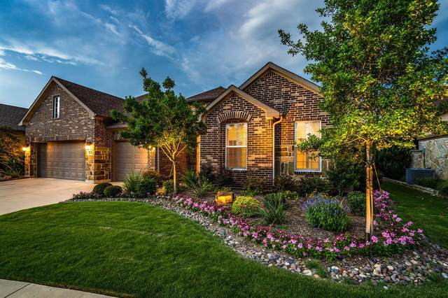 11608 Southerland Drive, Denton, TX 76207 (MLS #14376147) :: The Daniel Team