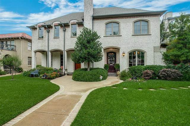 4232 Normandy Avenue, University Park, TX 75205 (MLS #14376157) :: The Mitchell Group