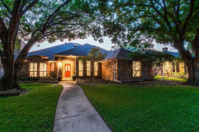 12421 Wharton Drive, Dallas, TX 75243 (MLS #14376169) :: Baldree Home Team
