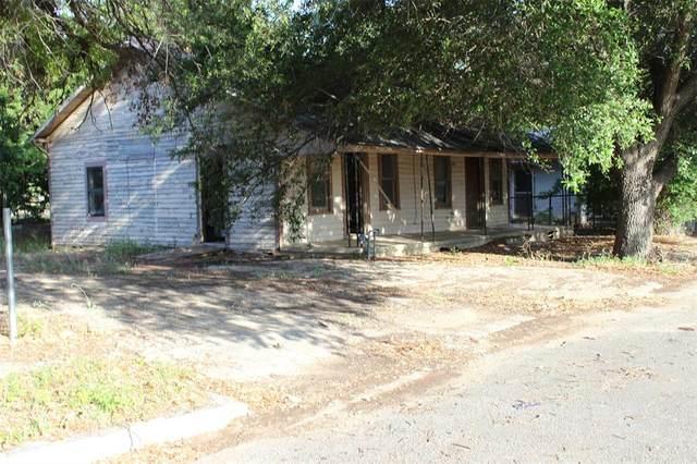 513 Llano Street, Coleman, TX 76834 (MLS #14376170) :: Frankie Arthur Real Estate