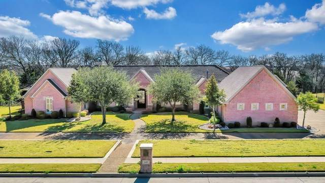 137 Falcon Point Drive, Heath, TX 75032 (MLS #14376196) :: Results Property Group