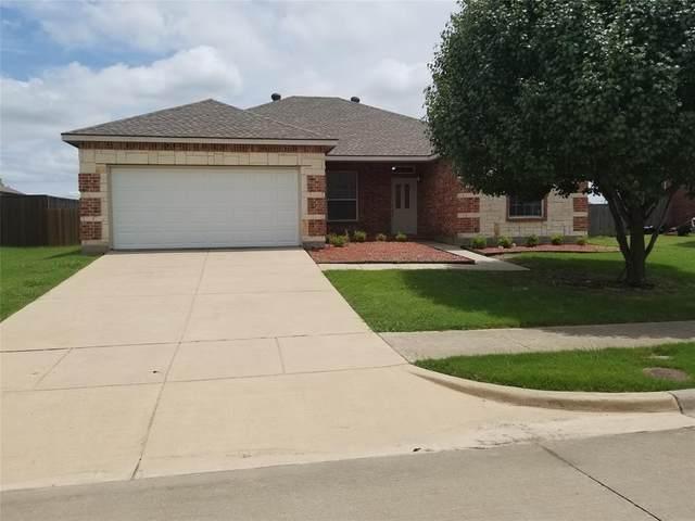 1403 Bankston Drive, Wylie, TX 75098 (MLS #14376201) :: The Rhodes Team