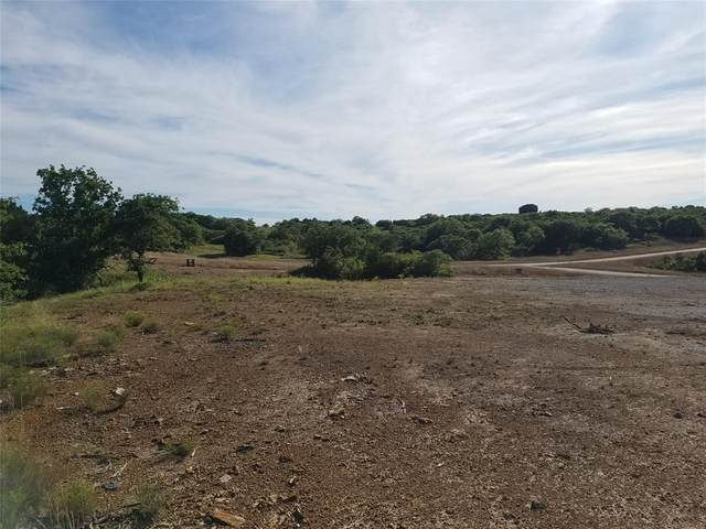 Lot 95 Shoreline Dr, Cisco, TX 76437 (MLS #14376209) :: The Daniel Team