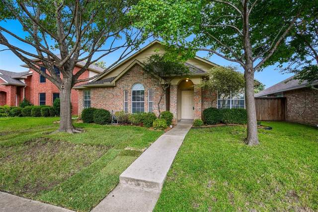 7936 Excaliber Road, Frisco, TX 75035 (MLS #14376217) :: The Mauelshagen Group