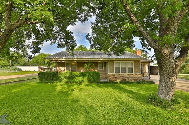 432 Kennedy Street, Clyde, TX 79510 (MLS #14376221) :: The Chad Smith Team