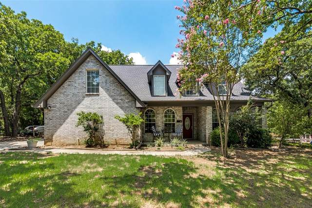 360 Old Justin Road, Argyle, TX 76226 (MLS #14376265) :: The Mauelshagen Group