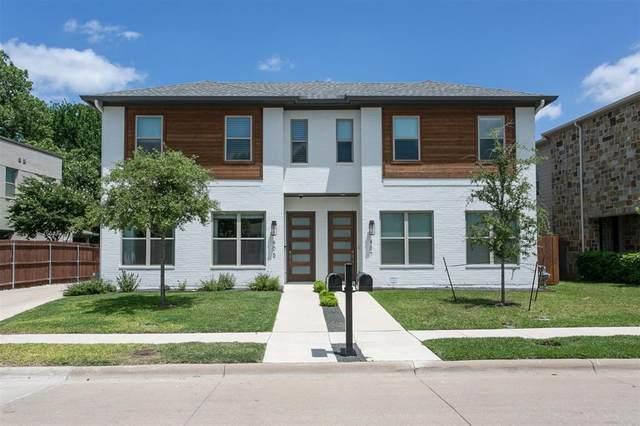 405 Wimberly Street, Fort Worth, TX 76107 (MLS #14376271) :: Justin Bassett Realty
