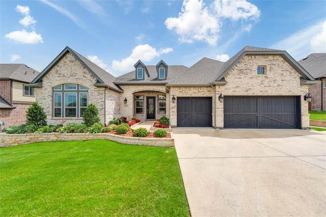 992 Fairway Ranch Parkway, Roanoke, TX 76262 (MLS #14376281) :: The Mitchell Group
