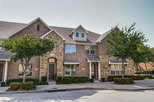 660 Matthew Place, Richardson, TX 75081 (MLS #14376312) :: The Chad Smith Team