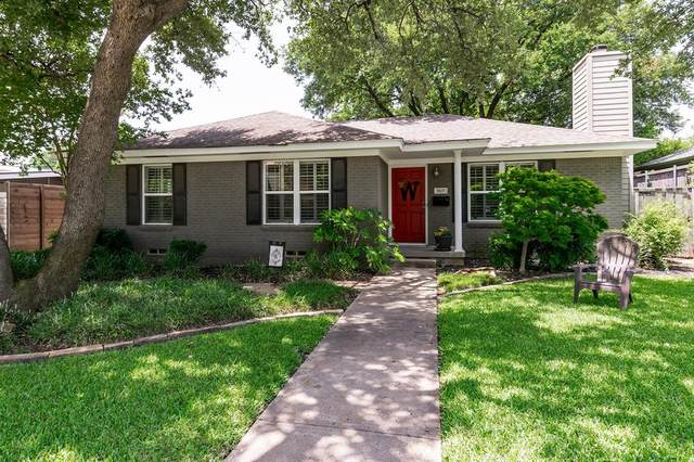 9837 Ontario Lane, Dallas, TX 75220 (MLS #14376327) :: RE/MAX Landmark
