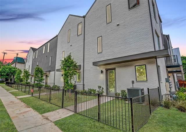 5707 Lindell #105, Dallas, TX 75206 (MLS #14376330) :: Robbins Real Estate Group