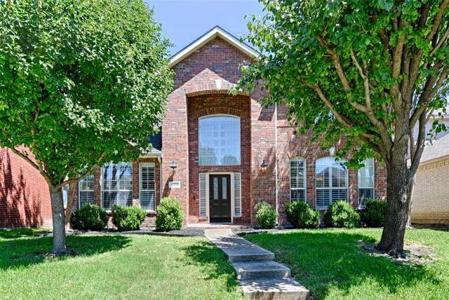 623 Forest Hill Drive, Coppell, TX 75019 (MLS #14376337) :: The Rhodes Team