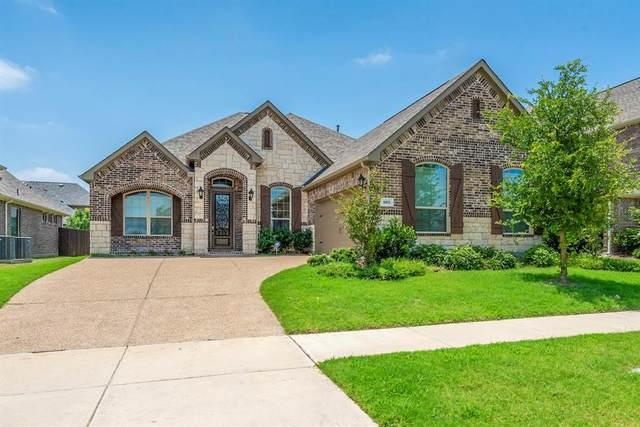 9811 Corinth Lane, Frisco, TX 75035 (MLS #14376399) :: The Kimberly Davis Group