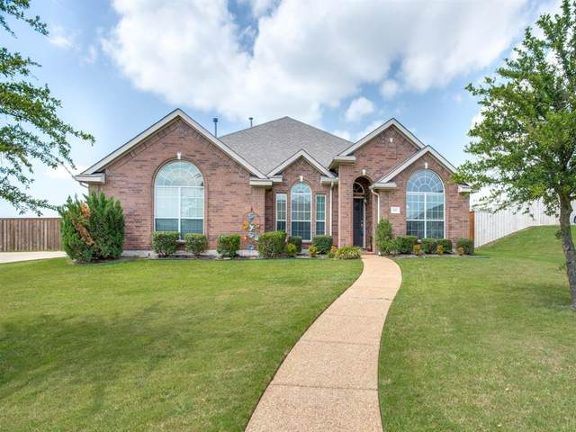 207 Spur Drive, Fate, TX 75087 (MLS #14376419) :: The Chad Smith Team