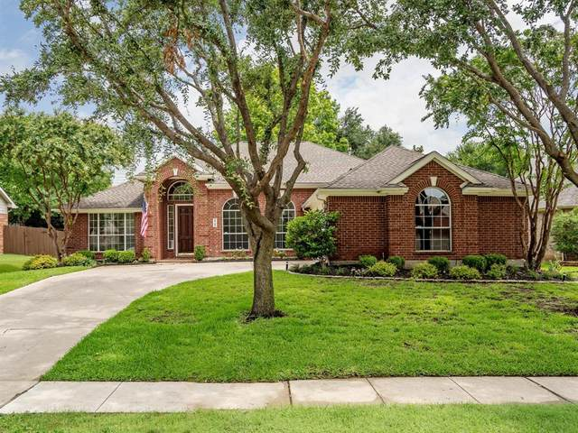 2720 Meadow Wood Drive, Flower Mound, TX 75022 (MLS #14376451) :: Baldree Home Team