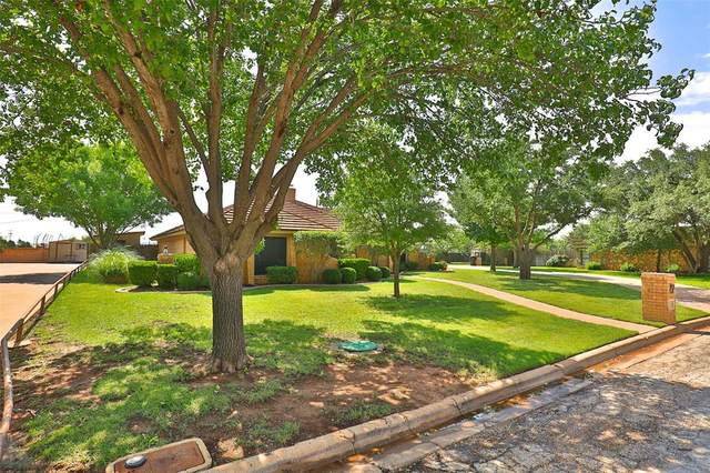 1305 Lancelot Road, Abilene, TX 79602 (MLS #14376475) :: The Daniel Team