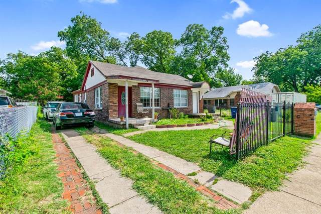627 W Pembroke Avenue, Dallas, TX 75208 (MLS #14376477) :: Tenesha Lusk Realty Group