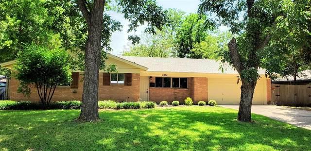 6908 Jewell Avenue, Fort Worth, TX 76112 (MLS #14376490) :: Tenesha Lusk Realty Group