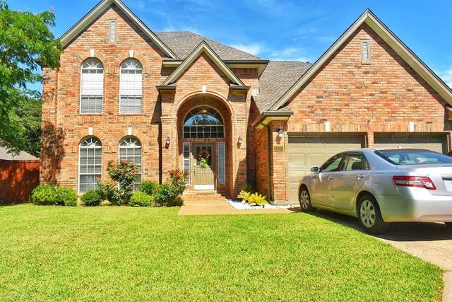 2609 Hillside Drive, Highland Village, TX 75077 (MLS #14376491) :: Baldree Home Team
