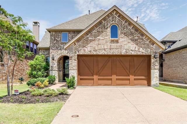 1129 Dame Carol Way, Carrollton, TX 75010 (MLS #14376496) :: The Kimberly Davis Group