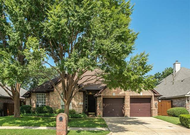 123 Red Bluff Drive, Hickory Creek, TX 75065 (MLS #14376499) :: Baldree Home Team