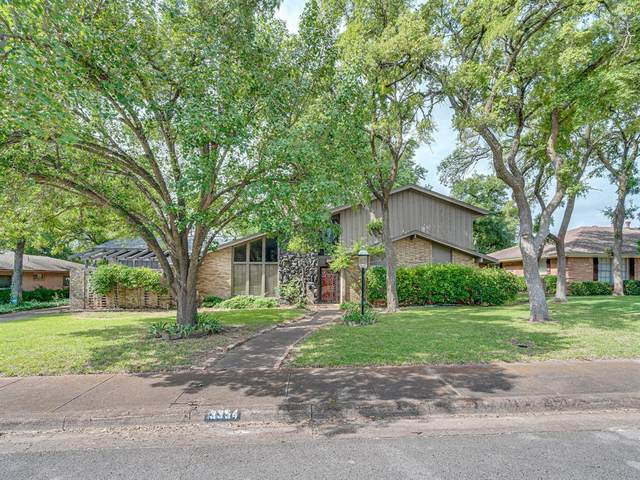 3354 Shady Hollow Lane, Dallas, TX 75233 (MLS #14376565) :: The Heyl Group at Keller Williams