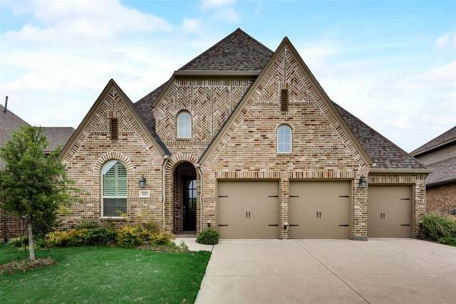 2212 Hubbard Park Lane, Prosper, TX 75078 (MLS #14376571) :: The Kimberly Davis Group