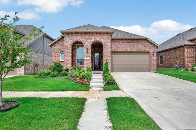 1309 E Swan Trail, Argyle, TX 76226 (MLS #14376608) :: The Kimberly Davis Group