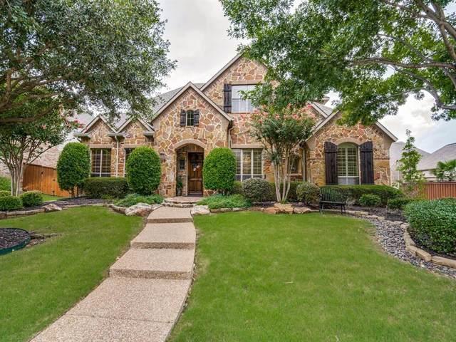 1330 Comal Drive, Allen, TX 75013 (MLS #14376614) :: The Good Home Team