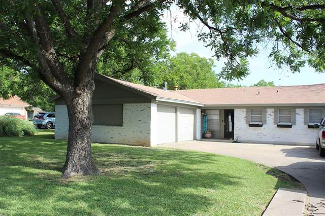 916 W Walnut Street, Coleman, TX 76834 (MLS #14376631) :: Robbins Real Estate Group