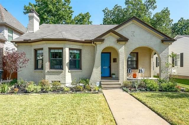 6355 Palo Pinto Avenue, Dallas, TX 75214 (MLS #14376632) :: The Mitchell Group