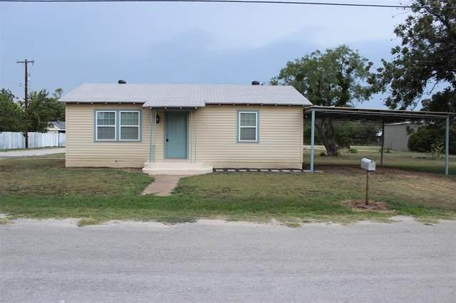 312 13th Street, Coleman, TX 76834 (MLS #14376644) :: Robbins Real Estate Group