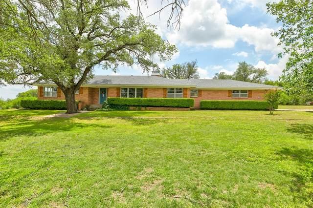 1617 Old Garner Road, Weatherford, TX 76088 (MLS #14376675) :: ACR- ANN CARR REALTORS®