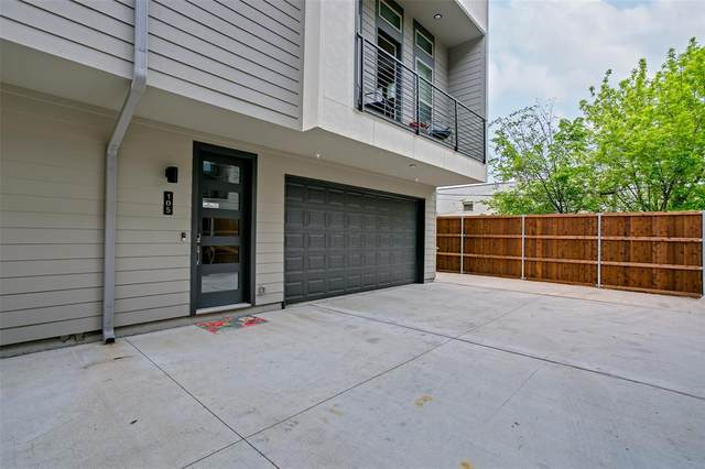 4230 N Roseland Avenue #4, Dallas, TX 75204 (MLS #14376700) :: Justin Bassett Realty