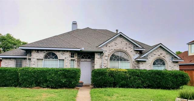 813 Nafus Street, Cedar Hill, TX 75104 (MLS #14376726) :: RE/MAX Landmark