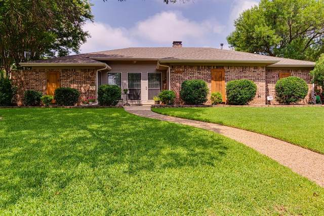 2905 Parkside Drive, Plano, TX 75075 (MLS #14376774) :: The Rhodes Team