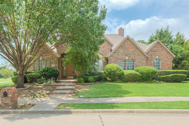 1701 Coyote Ridge, Carrollton, TX 75010 (MLS #14376813) :: The Chad Smith Team