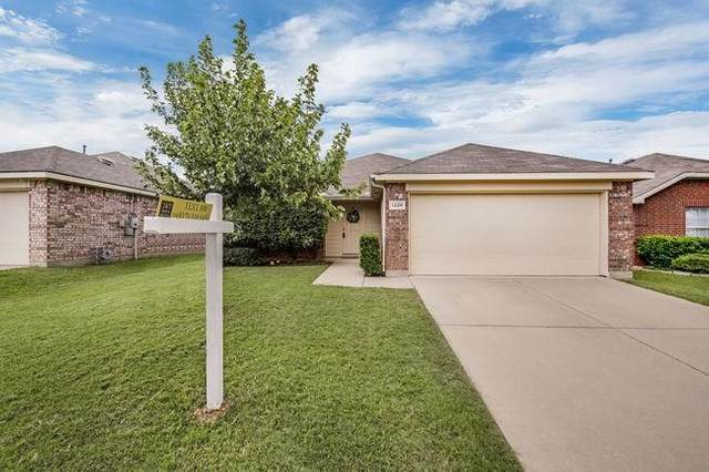 1228 Artesia Drive, Fort Worth, TX 76052 (MLS #14376819) :: The Kimberly Davis Group