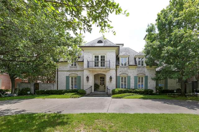 3921 Caruth Boulevard, University Park, TX 75225 (MLS #14376823) :: Robbins Real Estate Group