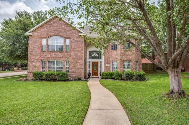 1804 Glendora Court, Denton, TX 76210 (MLS #14376832) :: The Mitchell Group