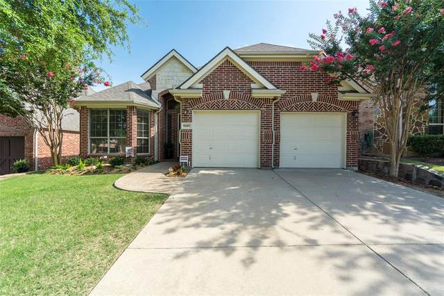 6337 Wind Song Drive, Mckinney, TX 75071 (MLS #14376861) :: Real Estate By Design