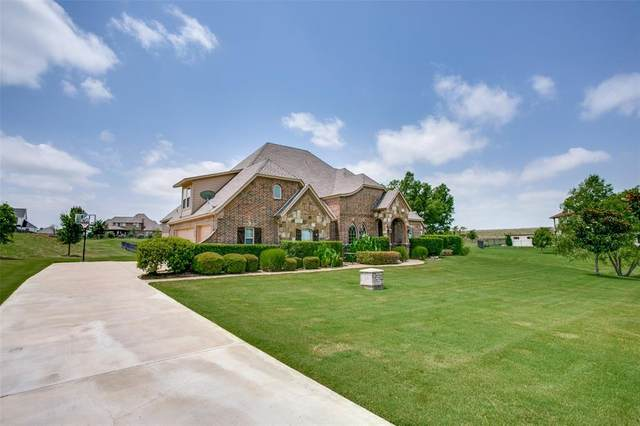 1104 Vista Ranch Court, Fort Worth, TX 76179 (MLS #14376877) :: The Good Home Team