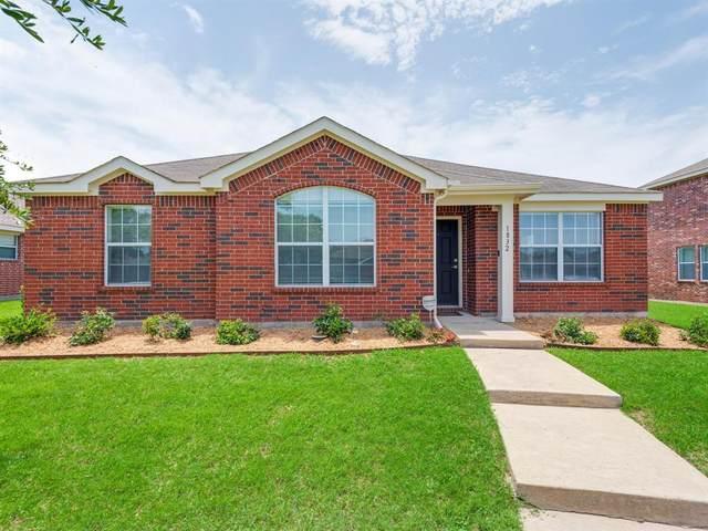 1832 Serena Drive, Lancaster, TX 75134 (MLS #14376894) :: Team Tiller