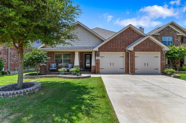 15305 Ringneck Street, Fort Worth, TX 76262 (MLS #14376917) :: The Mitchell Group