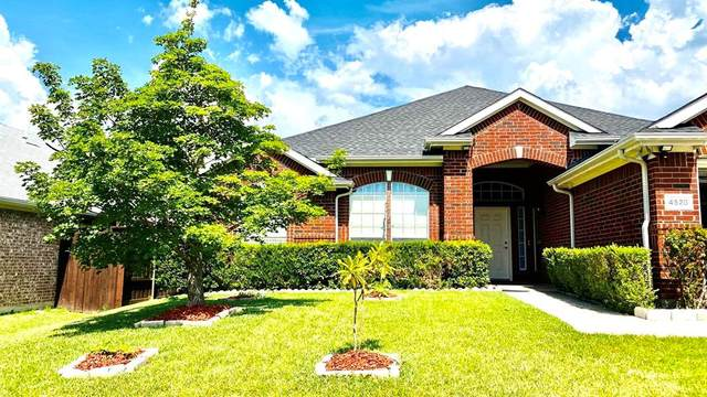 4520 Rockcliff Drive, Mesquite, TX 75150 (MLS #14376924) :: Robbins Real Estate Group