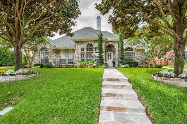 1412 Swallow Circle, Lewisville, TX 75077 (MLS #14376930) :: The Rhodes Team
