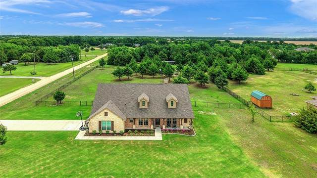 100 Reece Lane, Trenton, TX 75490 (MLS #14376931) :: The Heyl Group at Keller Williams