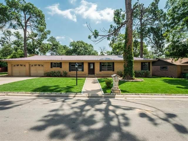 1231 N Wildwood Drive, Stephenville, TX 76401 (MLS #14376933) :: Potts Realty Group
