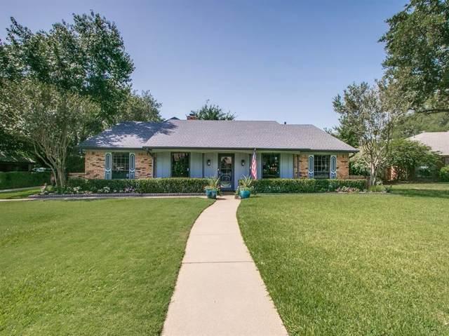 235 Highland, Highland Village, TX 75077 (MLS #14376935) :: The Rhodes Team