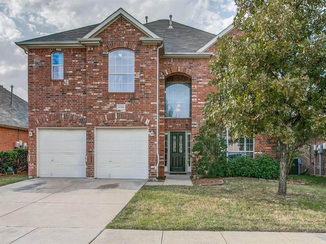 4504 Vista Meadows Drive, Fort Worth, TX 76244 (MLS #14376936) :: Justin Bassett Realty
